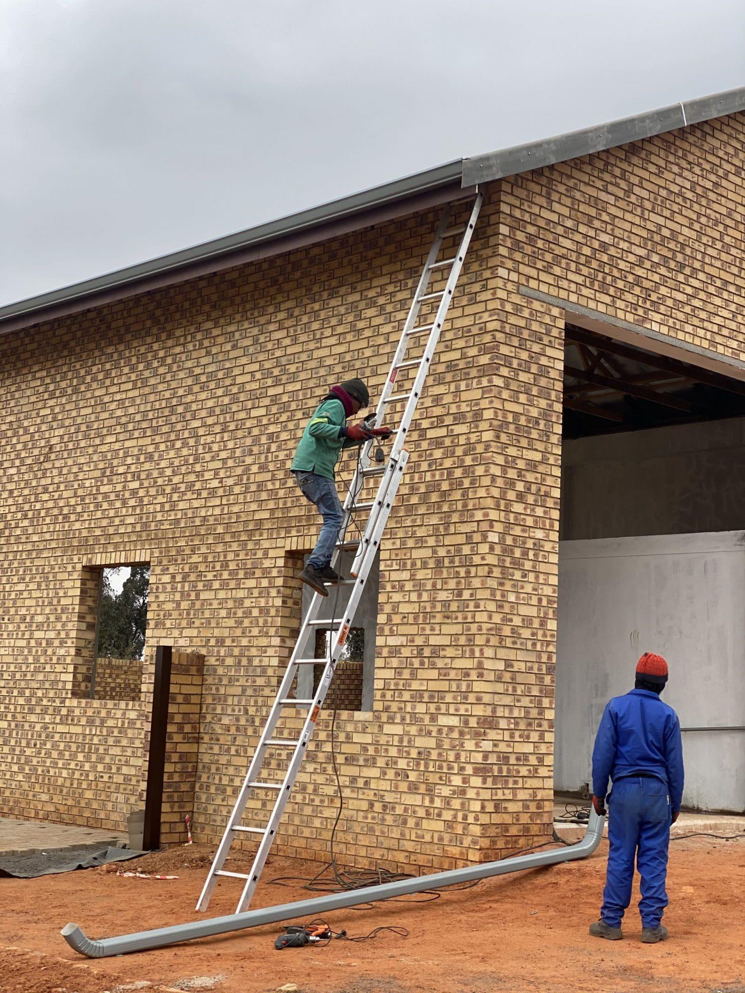 Tin Roofs | Speco Guttering | Gauteng | Mpumalanga